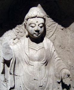 Stone Buddha Photo © David Blanco